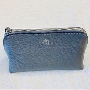 COACH cosmetic case - gray